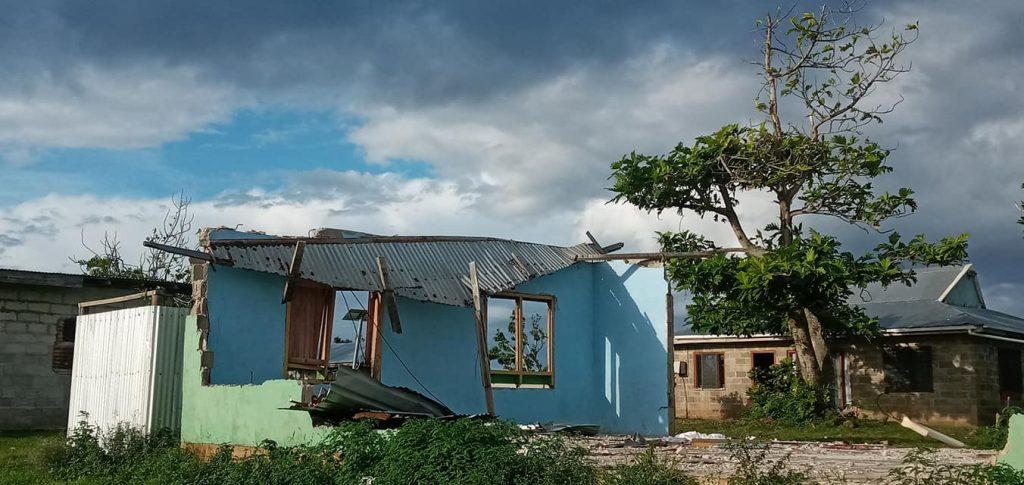 Visiting & Reaching Cyclone Ravaged Islands Through Trauma Healing Program