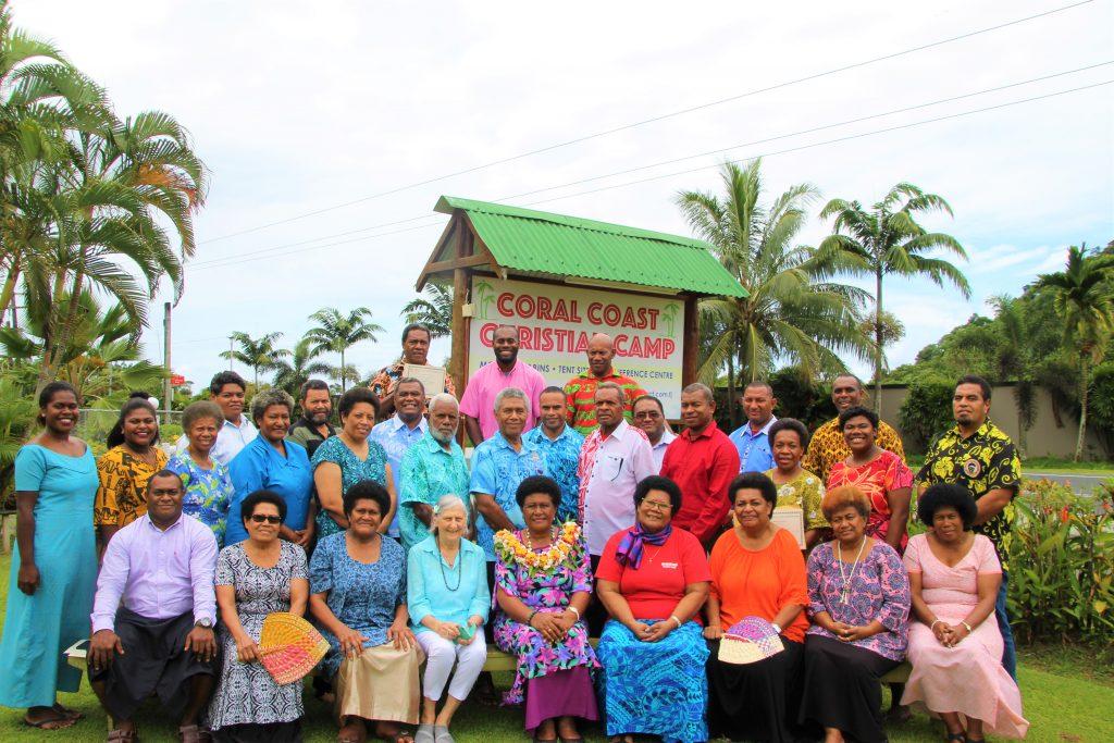 FIJI: Final Proof-reading of the Fijian Study Bible