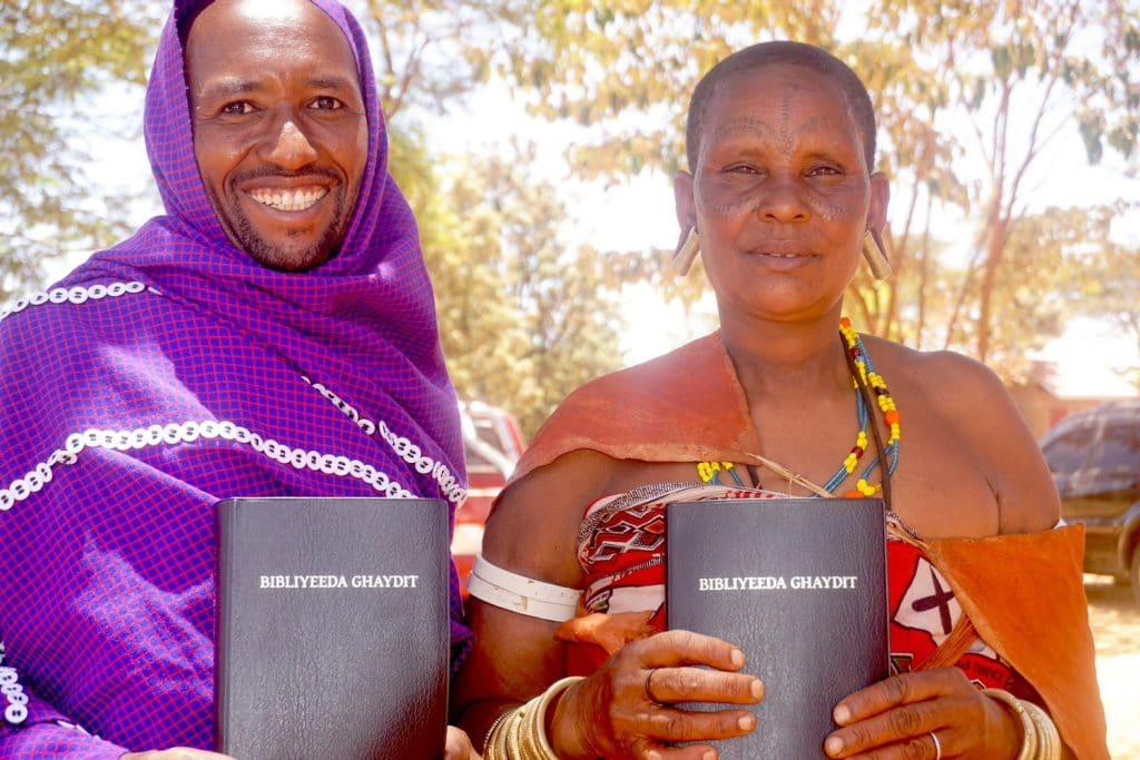 Scripture Translations for 707 Million